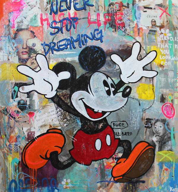 All Good Mickey